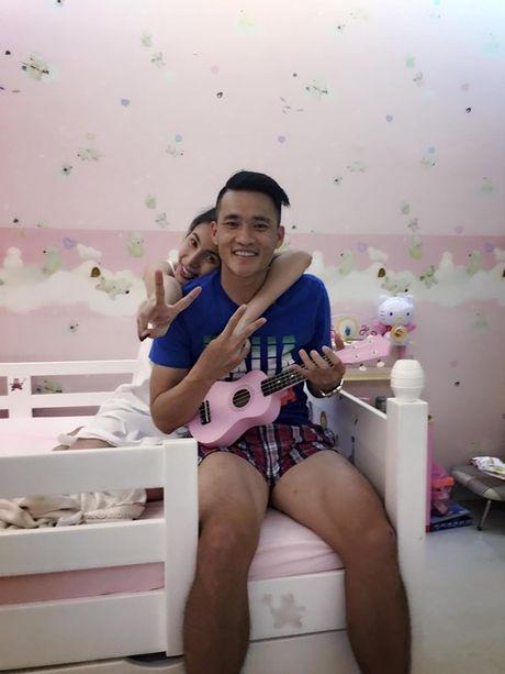 Thuy Tien vuong tin don mang thai lan hai voi Cong Vinh - Anh 2