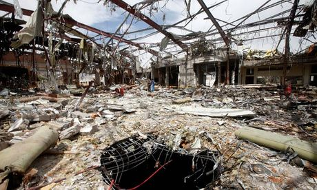 Yemen se bat dau lenh ngung ban tu ngay 20/10 - Anh 1