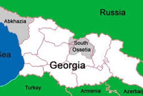 Danh bom lieu chet tai trung tam truyen hinh Cong hoa Abkhazia - Anh 1