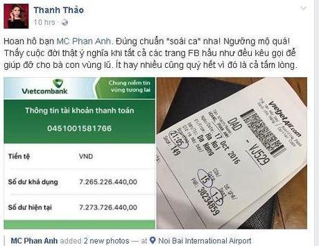 'Sao' Viet xuc dong truoc tam long cua Phan Anh - Anh 4