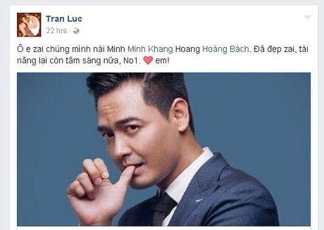 'Sao' Viet xuc dong truoc tam long cua Phan Anh - Anh 6