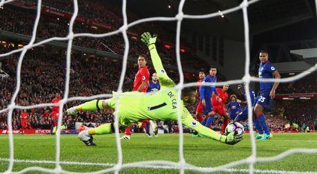 Mourinho hai long vi Manchester United cam chan duoc Liverpool - Anh 1