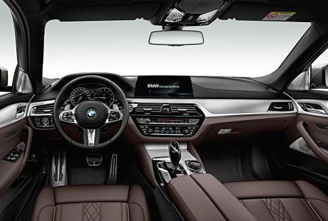 Diem mat 11 phien ban BMW 5 Series 2017 the he moi - Anh 11