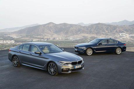 Diem mat 11 phien ban BMW 5 Series 2017 the he moi - Anh 1