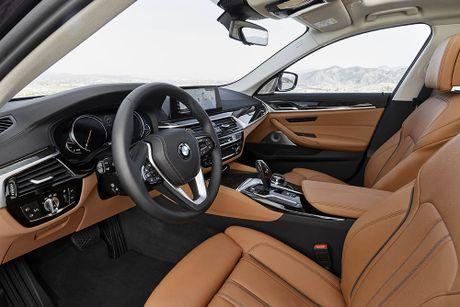 Diem mat 11 phien ban BMW 5 Series 2017 the he moi - Anh 3