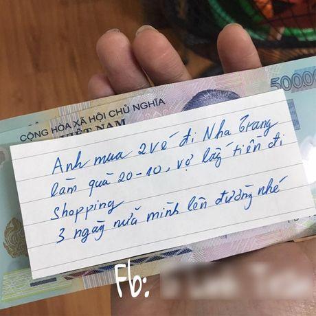 Qua 20/10 som: Chong tang vo mot coc tien va chuyen du lich Nha Trang - Anh 2
