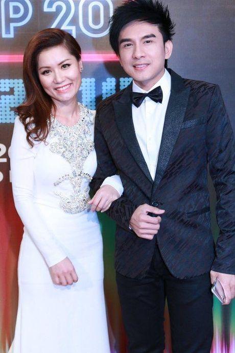 Vo Dan Truong lan dau de lo bung bau lon o nhung thang giua thai ky - Anh 2