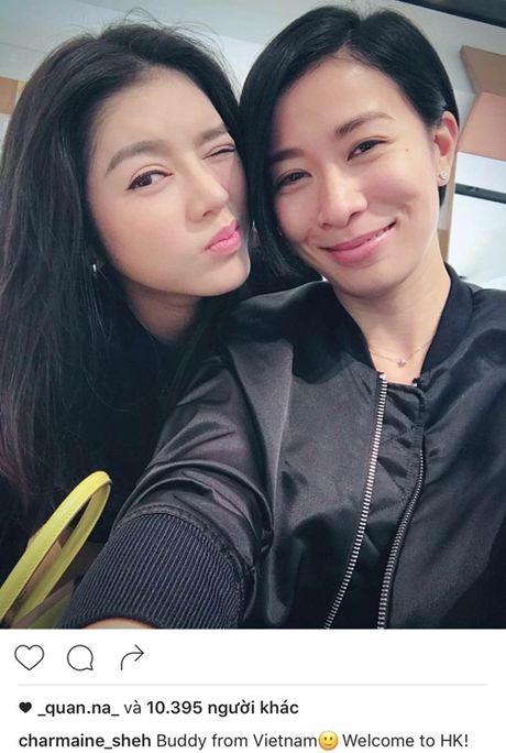 Nguong mo tinh ban giua Ly Nha Ky cung dan sao 'khung' quoc te - Anh 1