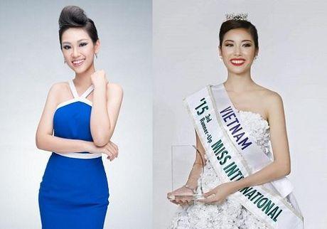 Phuong Linh can hoc hoi gi o Thuy Van de toa sang tai Miss International 2016? - Anh 1