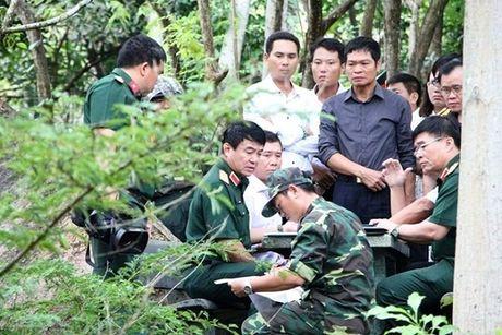 Xac dinh danh tinh 3 nan nhan vu may bay roi o Ba Ria - Vung Tau - Anh 1