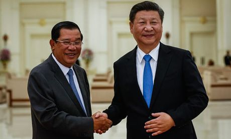 Trung Quoc se ho tro Campuchia hien dai hoa quan doi - Anh 1
