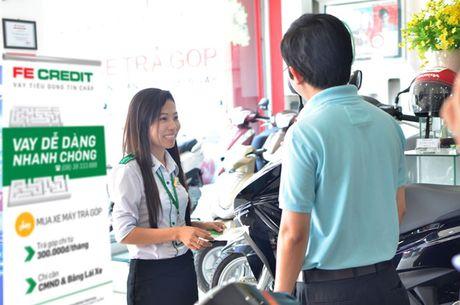 FE Credit duoc chap thuan nang von len 2.790 ty dong - Anh 1