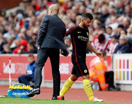 Trai y Pep Guardiola, Aguero co the nhan ket cuc nhu Sanchez - Anh 2
