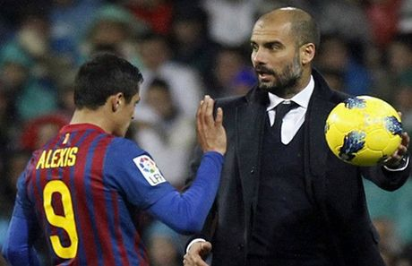 Trai y Pep Guardiola, Aguero co the nhan ket cuc nhu Sanchez - Anh 3