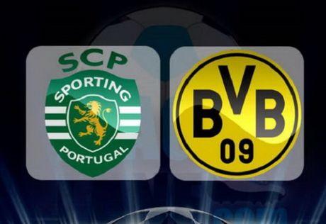 Nhan dinh Sporting Lisbon vs Dortmund 01h45 ngay 19/10 (Champions League 2016/17) - Anh 1