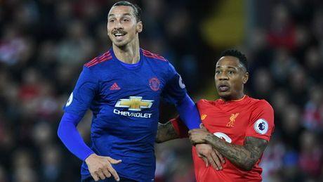 Ibrahimovic noi gi sau tran hoa Liverpool? - Anh 2