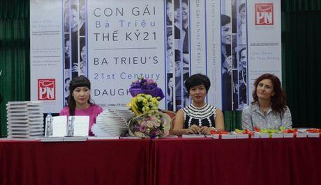 Ca si My Linh duoc vi nhu 'Con gai Ba Trieu the ky 21' - Anh 1