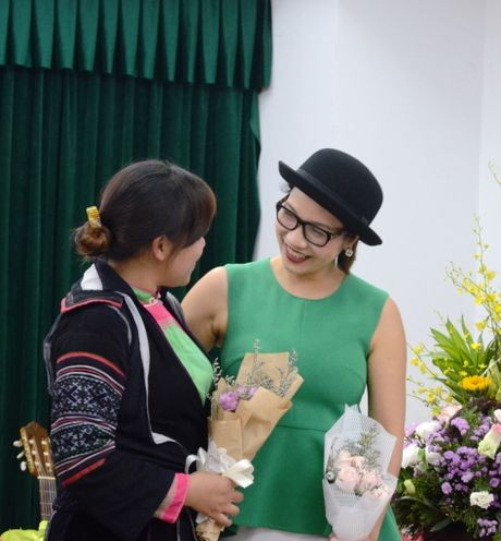 Ca si My Linh duoc vi nhu 'Con gai Ba Trieu the ky 21' - Anh 2