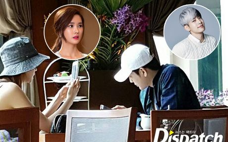 Se7en nhan 'gach da' khi hanh phuc noi ve chuyen hen ho voi Lee Da Hae - Anh 2