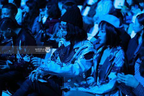 Hoang Ku, Chau Bui, Min cung cac fashionista Viet noi khong kem fashionista Han tai Seoul Fashion Week - Anh 10