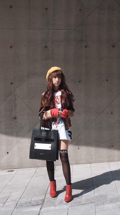 Hoang Ku, Chau Bui, Min cung cac fashionista Viet noi khong kem fashionista Han tai Seoul Fashion Week - Anh 12
