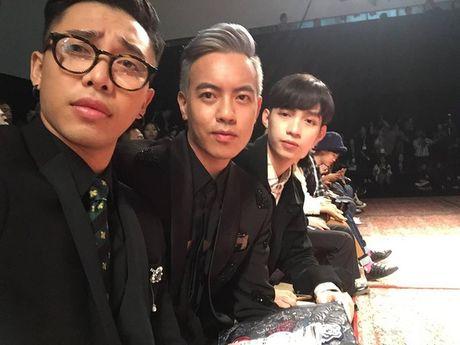 Hoang Ku, Chau Bui, Min cung cac fashionista Viet noi khong kem fashionista Han tai Seoul Fashion Week - Anh 22