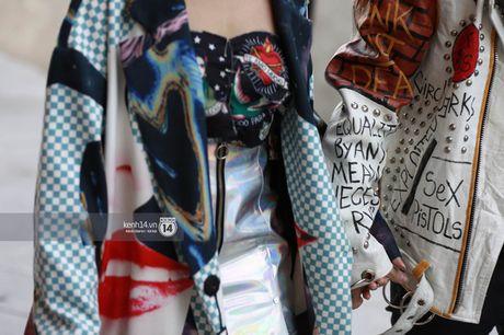Hoang Ku, Chau Bui, Min cung cac fashionista Viet noi khong kem fashionista Han tai Seoul Fashion Week - Anh 3