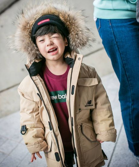 Fashionista hay Ngoi sao? Khong, chinh cac co be cau be nay moi dang 'thong tri' Seoul Fashion Week! - Anh 16