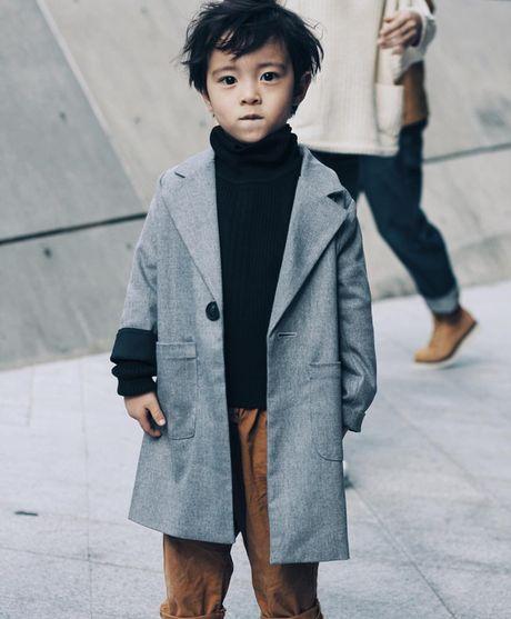 Fashionista hay Ngoi sao? Khong, chinh cac co be cau be nay moi dang 'thong tri' Seoul Fashion Week! - Anh 19