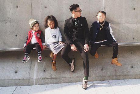 Fashionista hay Ngoi sao? Khong, chinh cac co be cau be nay moi dang 'thong tri' Seoul Fashion Week! - Anh 2