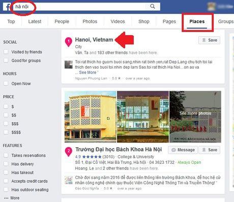 Huong dan su dung Facebook Graph Search de tim kiem kieu cu - Anh 2