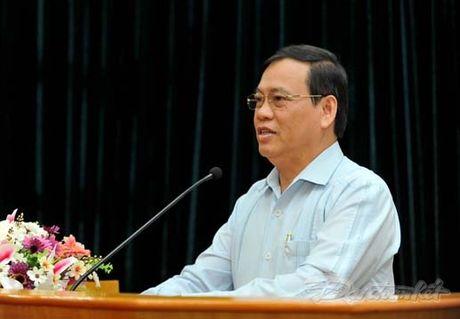 Nguyen Pho Chu tich - Tong Thu ky UBTU MTTQ Viet Nam nghi huu - Anh 6