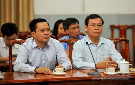 Nguyen Pho Chu tich - Tong Thu ky UBTU MTTQ Viet Nam nghi huu - Anh 7