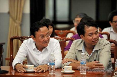 Nguyen Pho Chu tich - Tong Thu ky UBTU MTTQ Viet Nam nghi huu - Anh 8