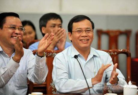 Nguyen Pho Chu tich - Tong Thu ky UBTU MTTQ Viet Nam nghi huu - Anh 9