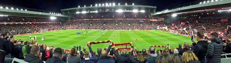 Liverpool vs MU (0-0, H2): De Gea cuu thua xuat sac - Anh 10