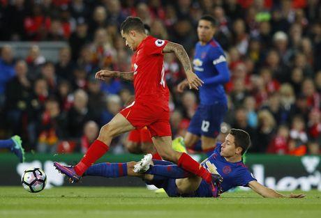 Liverpool vs MU (0-0, H2): De Gea cuu thua xuat sac - Anh 11