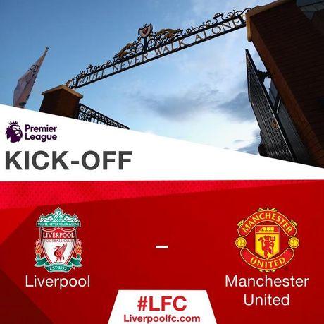 Liverpool vs MU (0-0, H2): De Gea cuu thua xuat sac - Anh 13