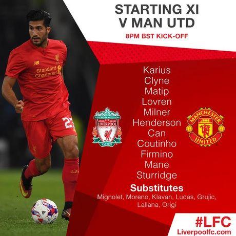 Liverpool vs MU (0-0, H2): De Gea cuu thua xuat sac - Anh 17