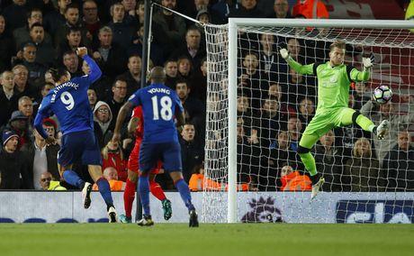 Liverpool vs MU (0-0, H2): De Gea cuu thua xuat sac - Anh 2
