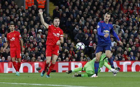 Liverpool vs MU (0-0, H2): De Gea cuu thua xuat sac - Anh 3