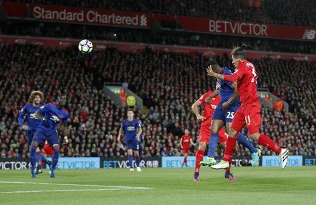 Liverpool vs MU (0-0, H2): De Gea cuu thua xuat sac - Anh 8