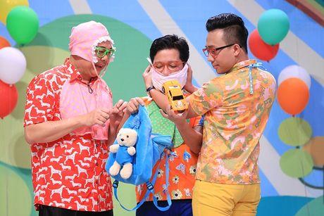 15 game show dang co Tran Thanh - Truong Giang tham gia - Anh 1