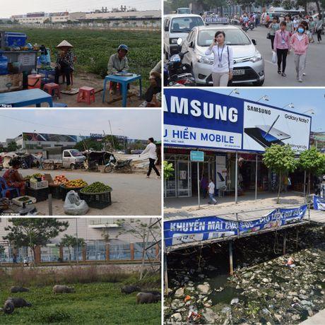 'Cong nhan nha may Samsung VN khong kho nhu loi bao Anh' - Anh 1