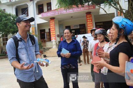 MC Phan Anh lay danh du de dam bao cong viec thien nguyen - Anh 5