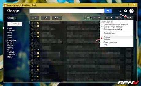 Huong dan tao va chuyen doi qua lai nhieu chu ky trong Gmail - Anh 3