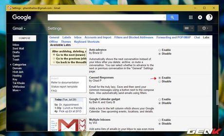 Huong dan tao va chuyen doi qua lai nhieu chu ky trong Gmail - Anh 5