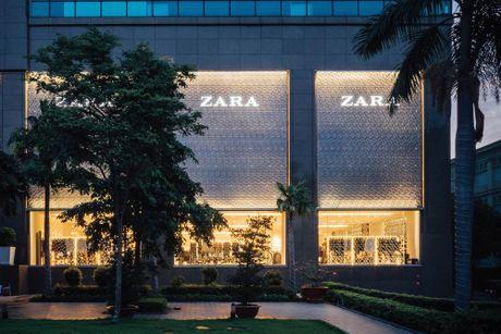 Chien luoc 'gioi han' va thanh cong cua Zara - Anh 2