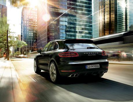 Nhung mau xe moi nhat cua Porsche tai VIMS 2016 - Anh 3