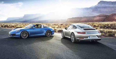 Nhung mau xe moi nhat cua Porsche tai VIMS 2016 - Anh 6